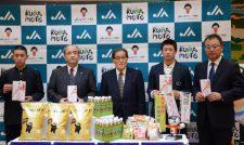 【米贈呈】選抜出場の2校県産米贈り激励/JA熊本中央会