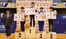 【米】JOC卓球で県産米PR/JA熊本経済連