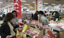 【ゆうべに】人気のスイーツに/JA熊本経済連