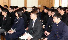 【農業高校】就農目指す生徒激励/農業教育推進校事業