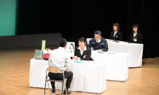 【JAバンク】永田智子さん森惠次さん最優秀/JAバンク熊本ロープレ大会