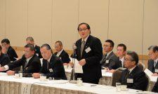 県農政議連に要望書を提出/熊本県農政連とJAグループ熊本懇談会