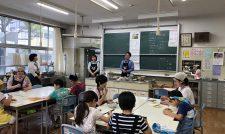 【食育】東京の小学校で県産農産物紹介/JA熊本経済連