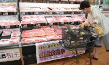 【直売所】販促会入賞牛肉販売にぎわう/JA熊本経済連