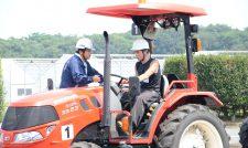 【農大】ぜひ農業の道に 高校生体験実習/熊本県立農業大学校オープンキャンパス