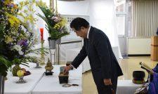 【畜魂祭】肉畜の冥福祈る 畜魂祭/熊本畜産流通センター