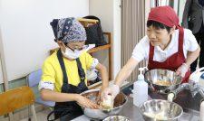 【レンコン】支援学校でレンコン料理指導 初の取り組み児童と交流/JA熊本うき