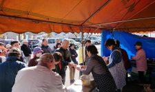 【直売所】開店18年で催し特価や豚汁に列 you+youくまもと農畜産物市場/JA熊本経済連