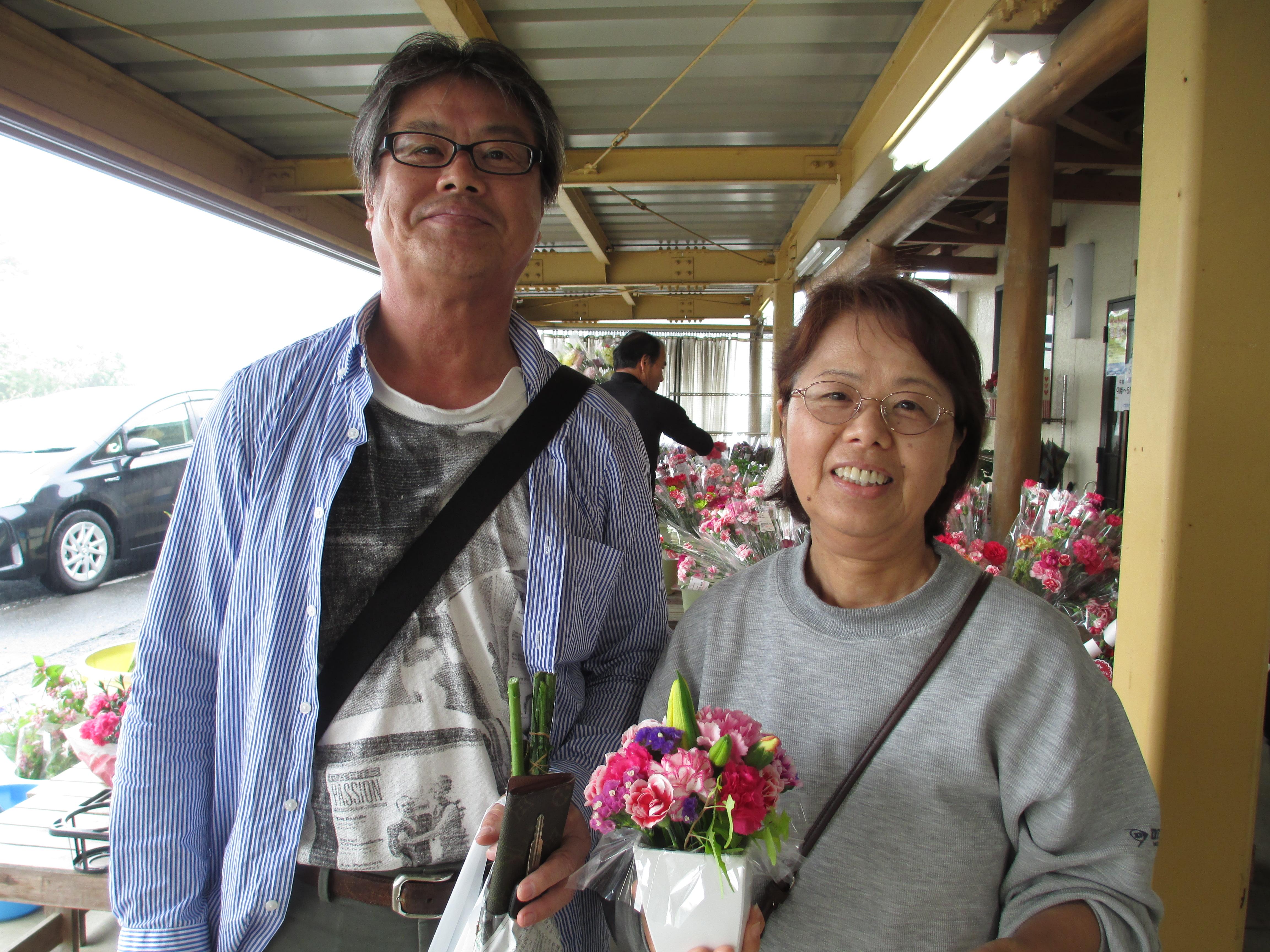 写真: 母の日フェア・父の日フェア