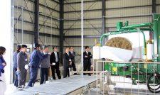 集落営農法人で全国初 TMRセンター設置 耕畜連携に弾み/熊本県大津町ネットワーク大津