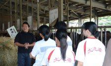 【農大】オープンキャンパス 授業内容紹介 高校生が体験も/熊本県立農大校