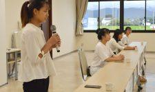 【実習生】ベトナム実習生技能習得に意欲 4人受け入れ/JA鹿本