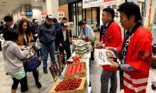 【県版GAP】野菜豊洲で売り込み 熊本県オリパラ等食材供給協/JAグループなど