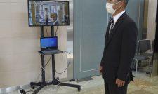 斎場もコロナ対策 体表面温度を測定 サーマルカメラ導入 JA鹿本子会社