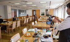 碾茶 究極の一服作ろう その魅力 次代に ~熊本県経済連生産流通協 大学で講座