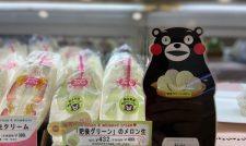 メロン 若年層を魅了 肥後グリーンPR 関東のサンドイッチ店 熊本県産で新商品