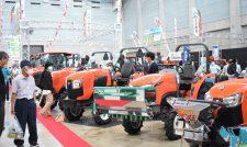 感染対策徹底し2年ぶりの開催 JAグループ熊本農機自動車大展示会