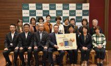 子どもらの成長後押し 県女性協に食品乾燥機贈る JA共済連熊本